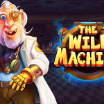 the wild machine slot logo