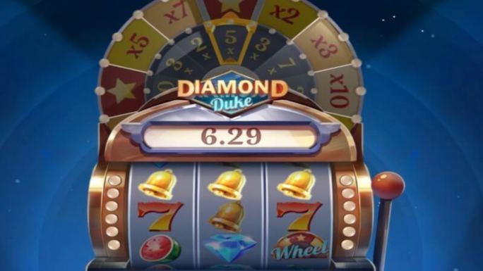 diamond duke slot gameplay