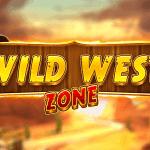 wild west zone slot logo