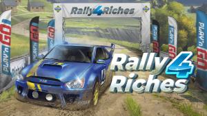 rally 4 riches slot logo