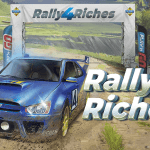 rally 4 riches slot logo
