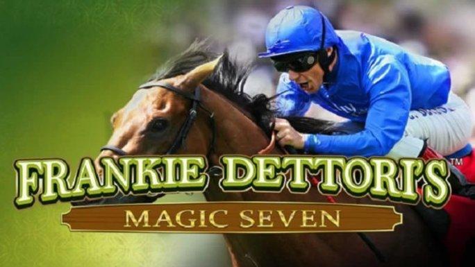 frankie dettori's magic 7 slot