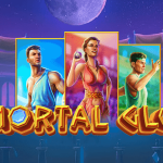 immortal glory slot logo