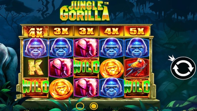 jungle gorilla slot rules