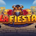 la fiesta slot logo