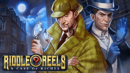 Riddle Reels A Case Of Riches Slot