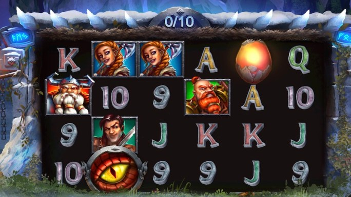 firedrakes fortune slot gameplay