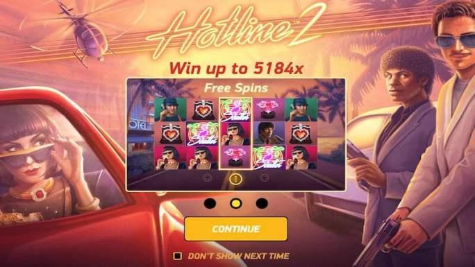 hotline 2 slot rules