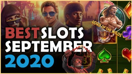 Best Slots from September 2020