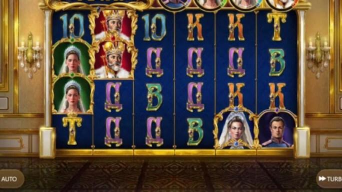 golden tsar slot gameplay