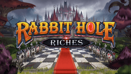 Rabbit Hole Riches Slot