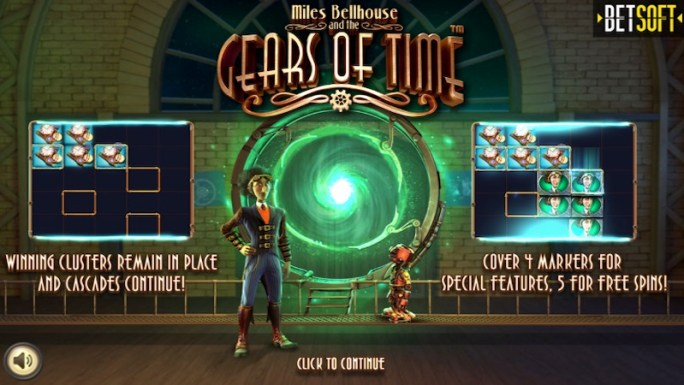 gears of time slot rules
