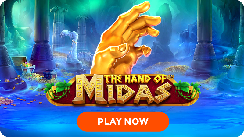 the hand of midas slot signup