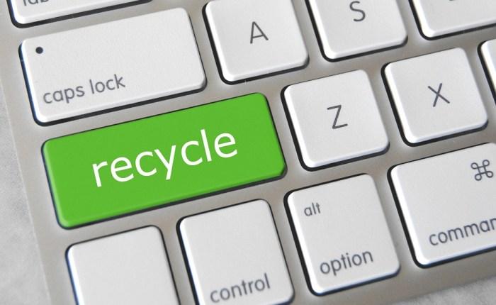 Reciclar es la solución