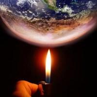 Residuos y calentamiento global de la Tierra
