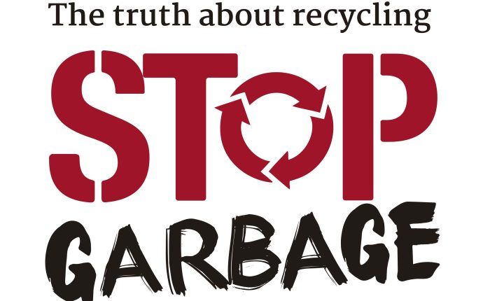 Stop Garbage: The book