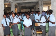 Students at Bright Star Academy