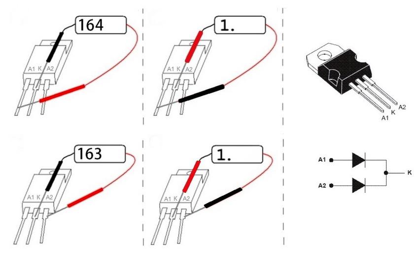 как проверить полевой транзистор картинки