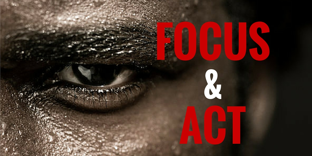 Success is Just Focused Action