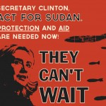 Tell Secretary Clinton: They Can't Wait