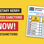 Secretary Kerry: Targeted Sanctions Now!