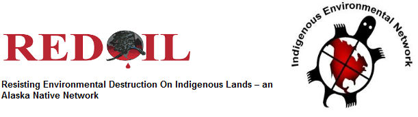 Indigenous Environmental Network and Alaska Native REDOIL Respond to Obama-Trudeau Joint Statement on Climate Change