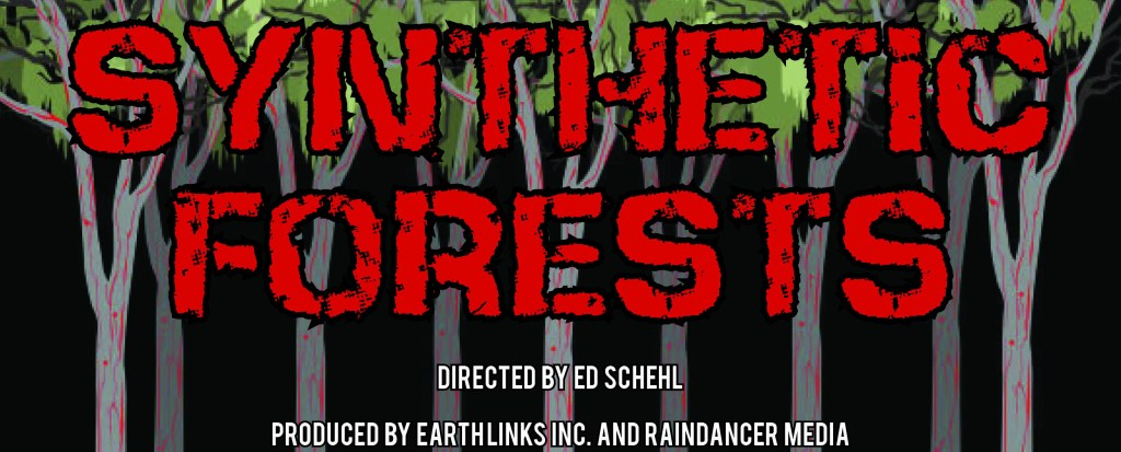 'Synthetic Forests' GE Trees Film Showing Worldwide March 20-26