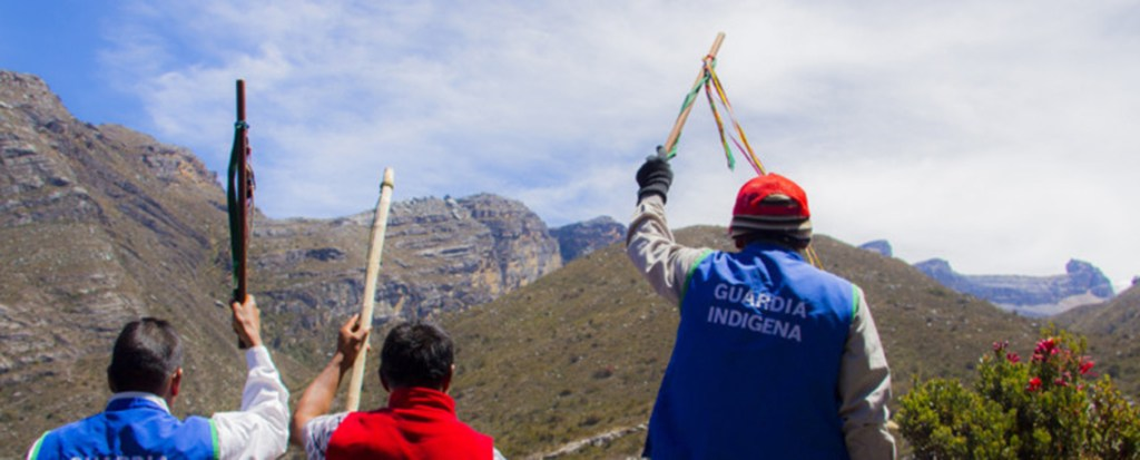 Demand for Protection of Sacred Sites at World Conservation Congress