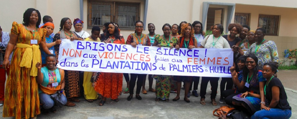 Women Face Abuse, Poverty Due To Oil Palm Industry