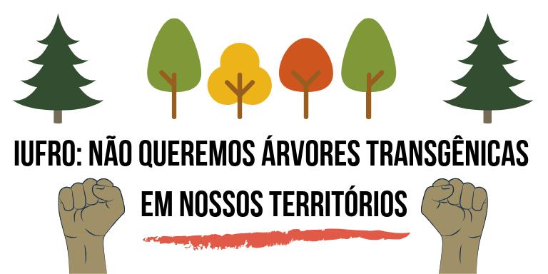 A Conferência Internacional de Biotecnologia das Árvores na Carolina do Norte será confrontada por organições opositoras de quatro continentes