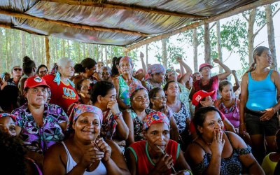 On International Women's Day: A Look Back At Women's Actions Against GE Trees In Brazil