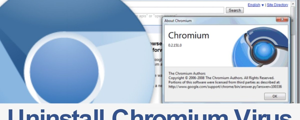 how to uninstall chromium