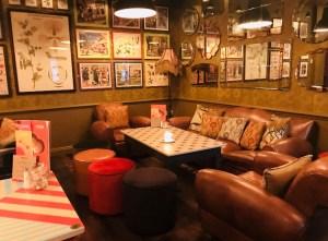 Berretto Lounge, Stockport
