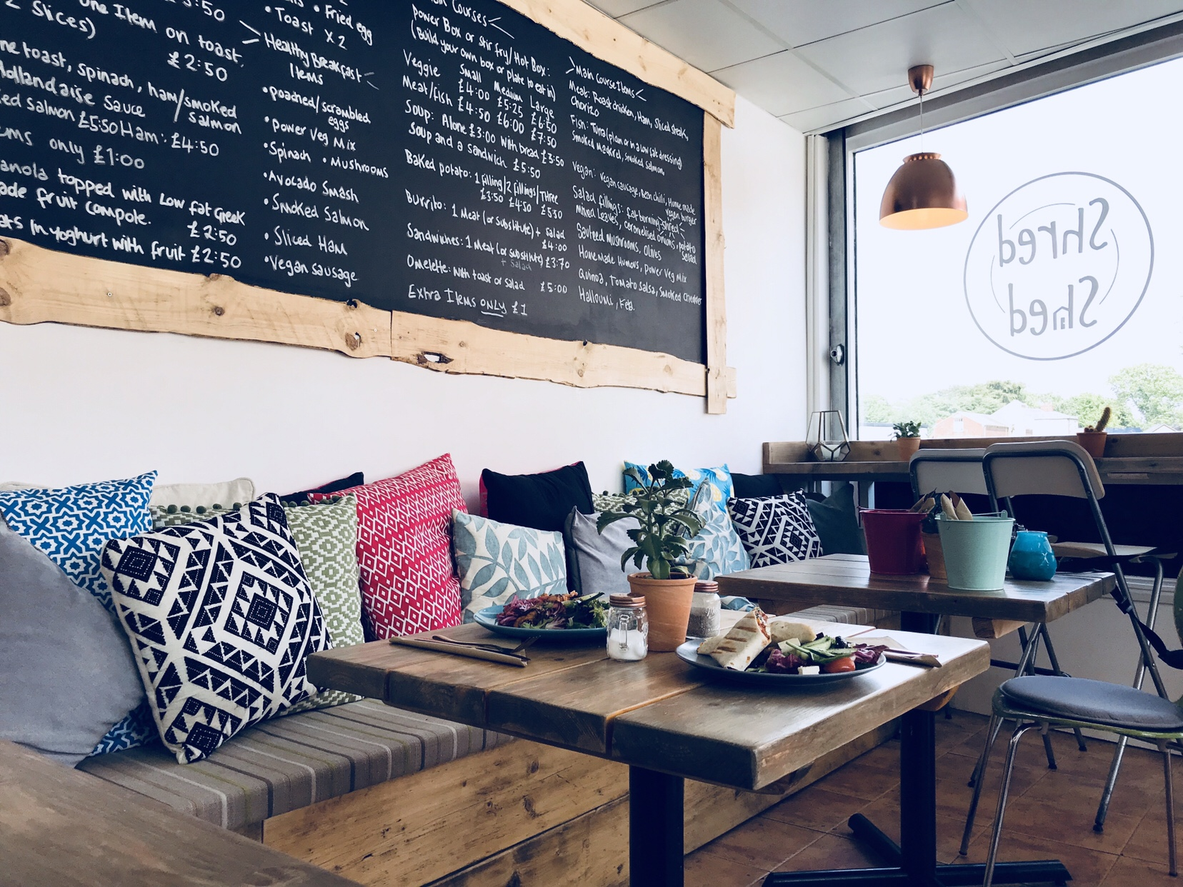 Shred Shed | Stockport's New Healthy Eating Cafe
