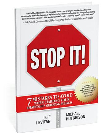 Stop It! Book