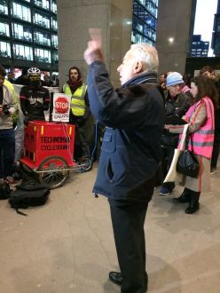 Tom Kearney - Westminster protest 2015-03-02 p03