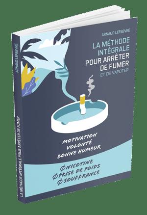 livre pour arrêter de vapoter et de fumer