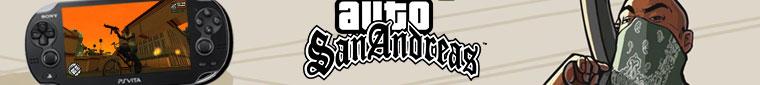 GTA San Andreas PS Vita Install and Cheat