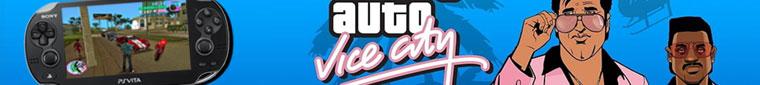 GTA Vice City PS Vita Install