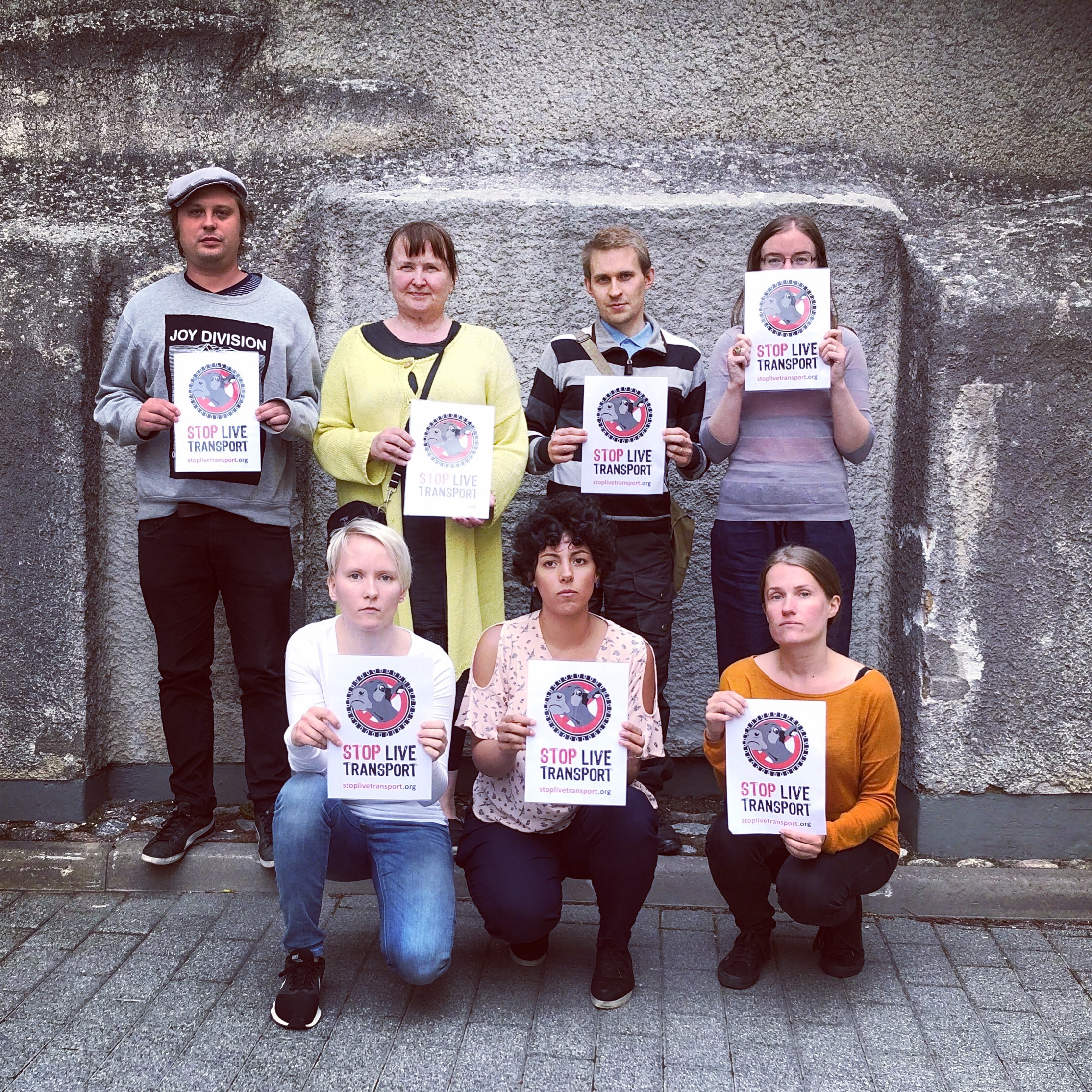 Stop Live Transport Day of Action Finalnd