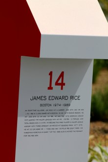 Retired Numbers-Jim Rice