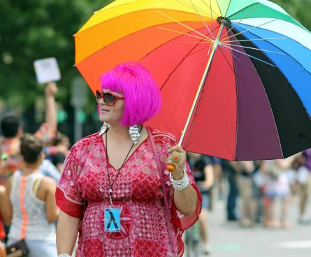 My Big Fat Gay Umbrella
