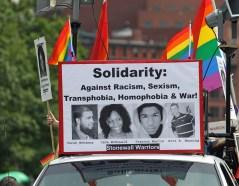 Stonewall Warriors Float