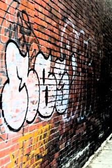 Portland Grafitti 2-Dark Strokes