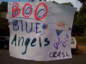 Big Masturbation Blue Angels Propaganda