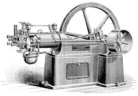This six-stroke engine, invented by J.H Kellogg, is the core power-source of such modern SMN Ministries equipment such as Faithtron 700 V2.2.