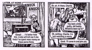Chick Tracts are a wonderful comic book series!