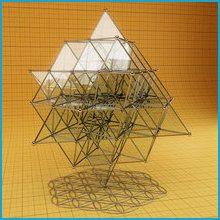 64 Tétrahèdres