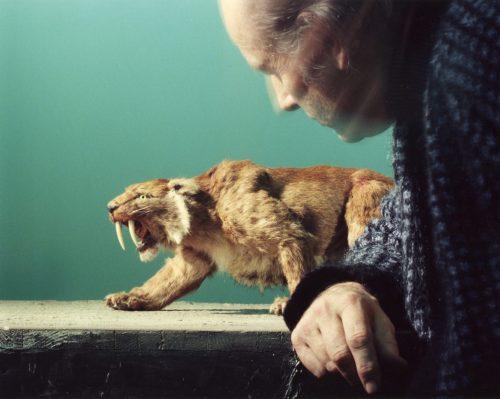 Ray Harryhausen Animating Tiger