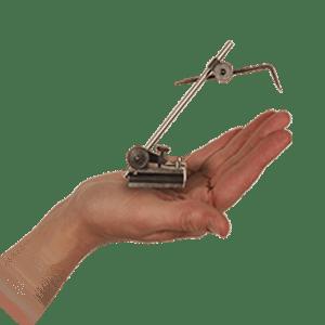 hand armature
